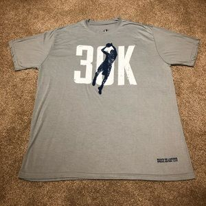 Dirk Nowitzki NBA Special Edition 30K Club Shirt